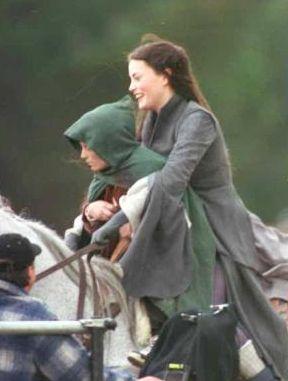 rencontre arwen aragorn